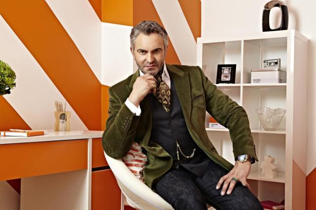 News Shopper: Hollywood designer to the stars Martyn Lawrence Bullard learnt his trade in Bromley