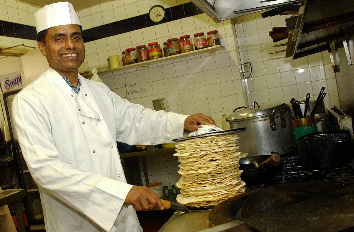 Sydenham's Millennium Tandoori manager overjoyed after takeaway crowned nation's best