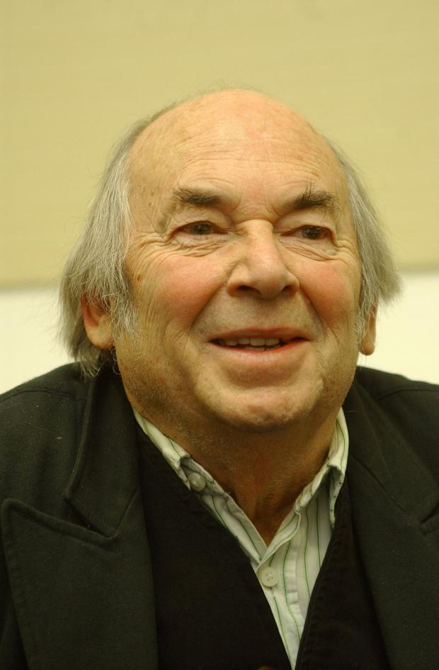 News Shopper: Sir Quentin Blake found himself back in Sidcup again.