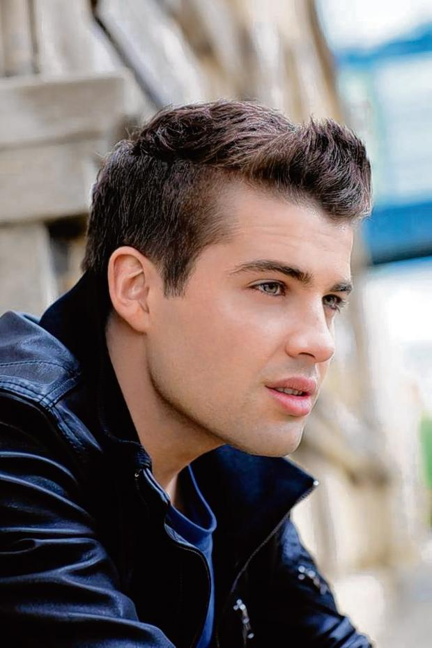 News Shopper: Joe McElderry