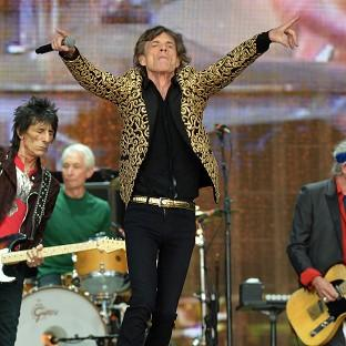News Shopper: Mick Jagger from The Rolling Stones on stage during Barclaycard British Summer Time in Hyde Park