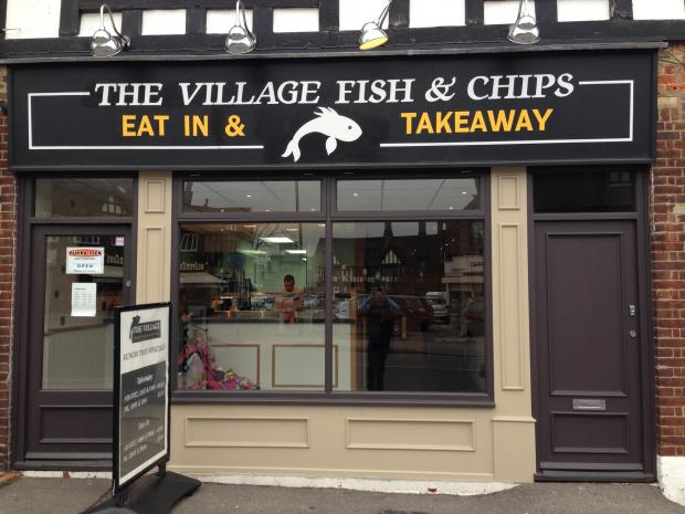 Fish And Chip Restaurant Petts Wood