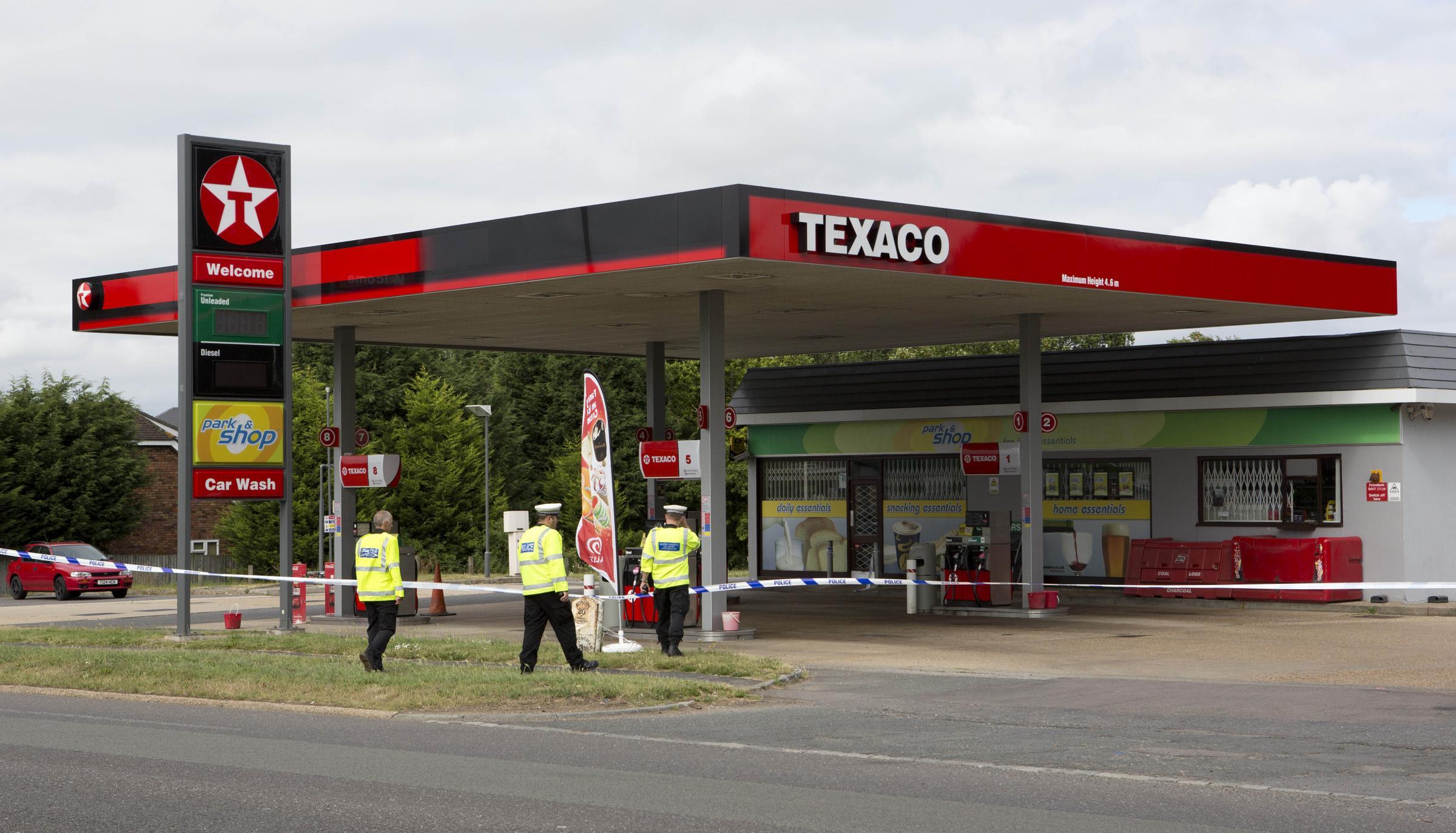 Texaco Car Wash