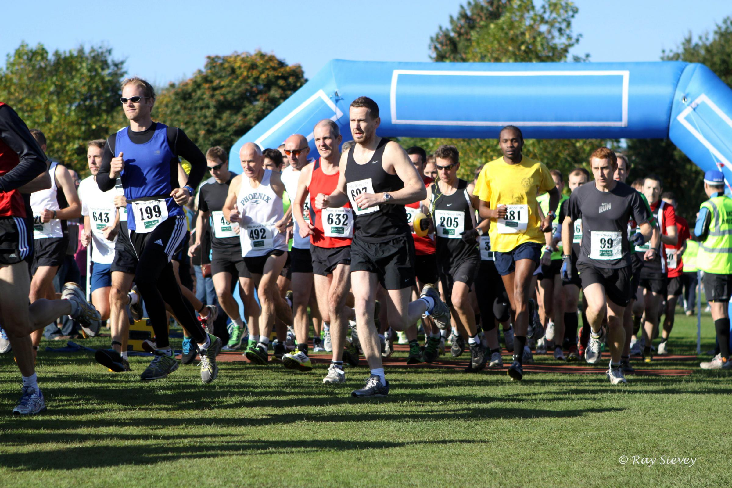 13 races runners in south east London and north Kent will love
