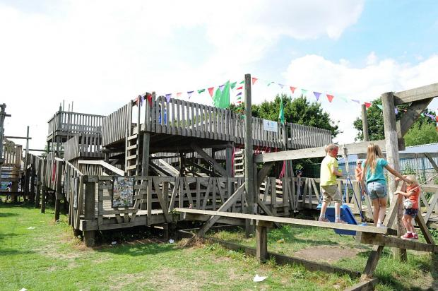 News Shopper: Dumps Adventure Playground
