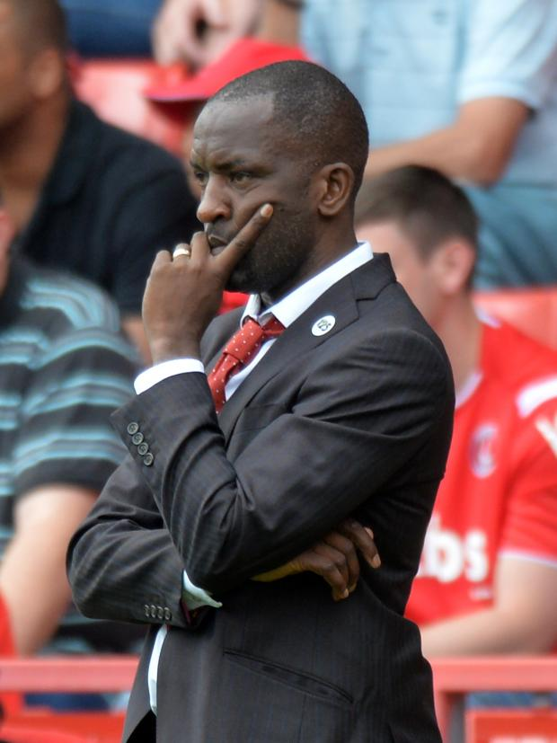 News Shopper: Chris Powell's tenure at Charlton has come to an abrupt end.