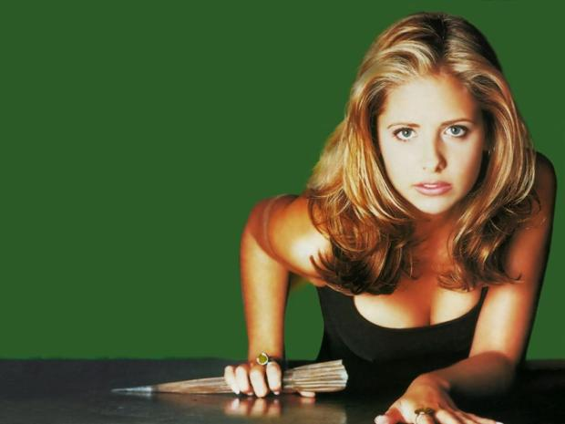 News Shopper: Buffy the Vampire Slayer