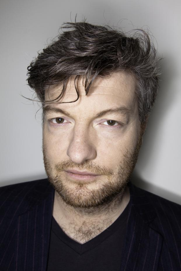 News Shopper: Writer, producer and self-confessed gadget lover Charlie Brooker