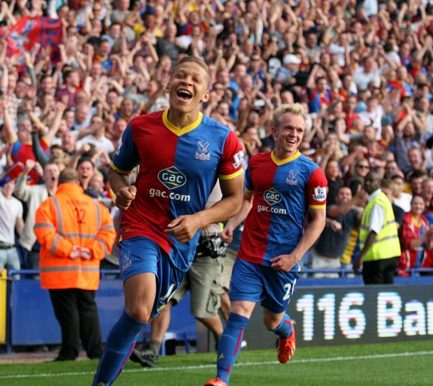 News Shopper: Dwight Gayle. Picture by Edmund Boyden.