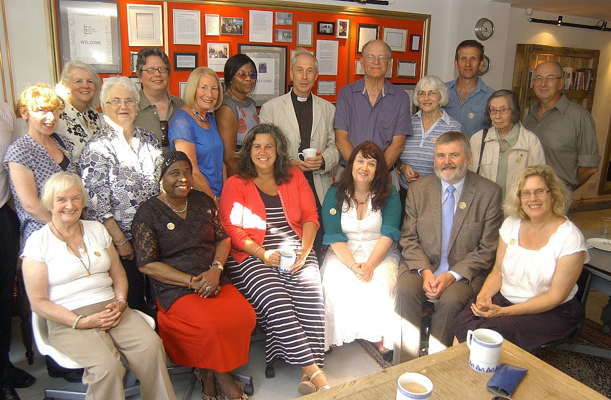 Lewisham carers celebrated with 25th anniversary tea party by MP