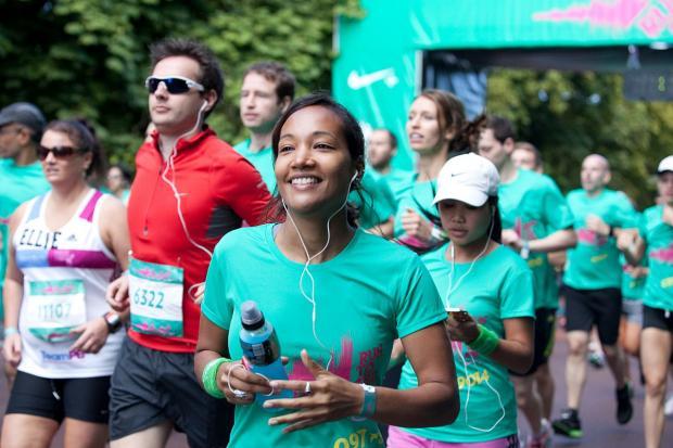 Pics Greenwich Half Marathon Sees Around 19 000 Run To The Beat News Shopper