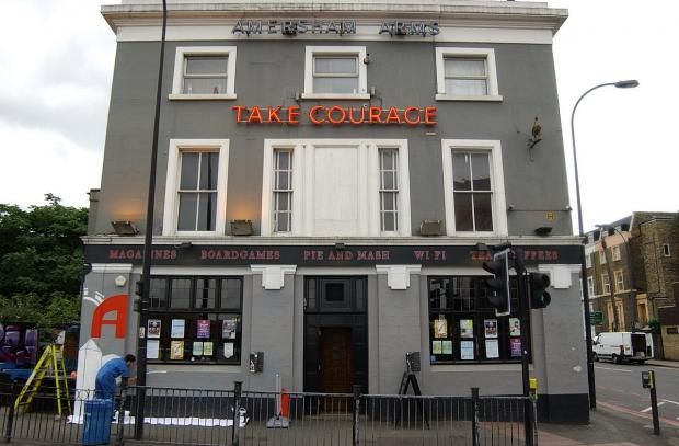 News Shopper: PubSpy reviews the Amersham Arms in New Cross