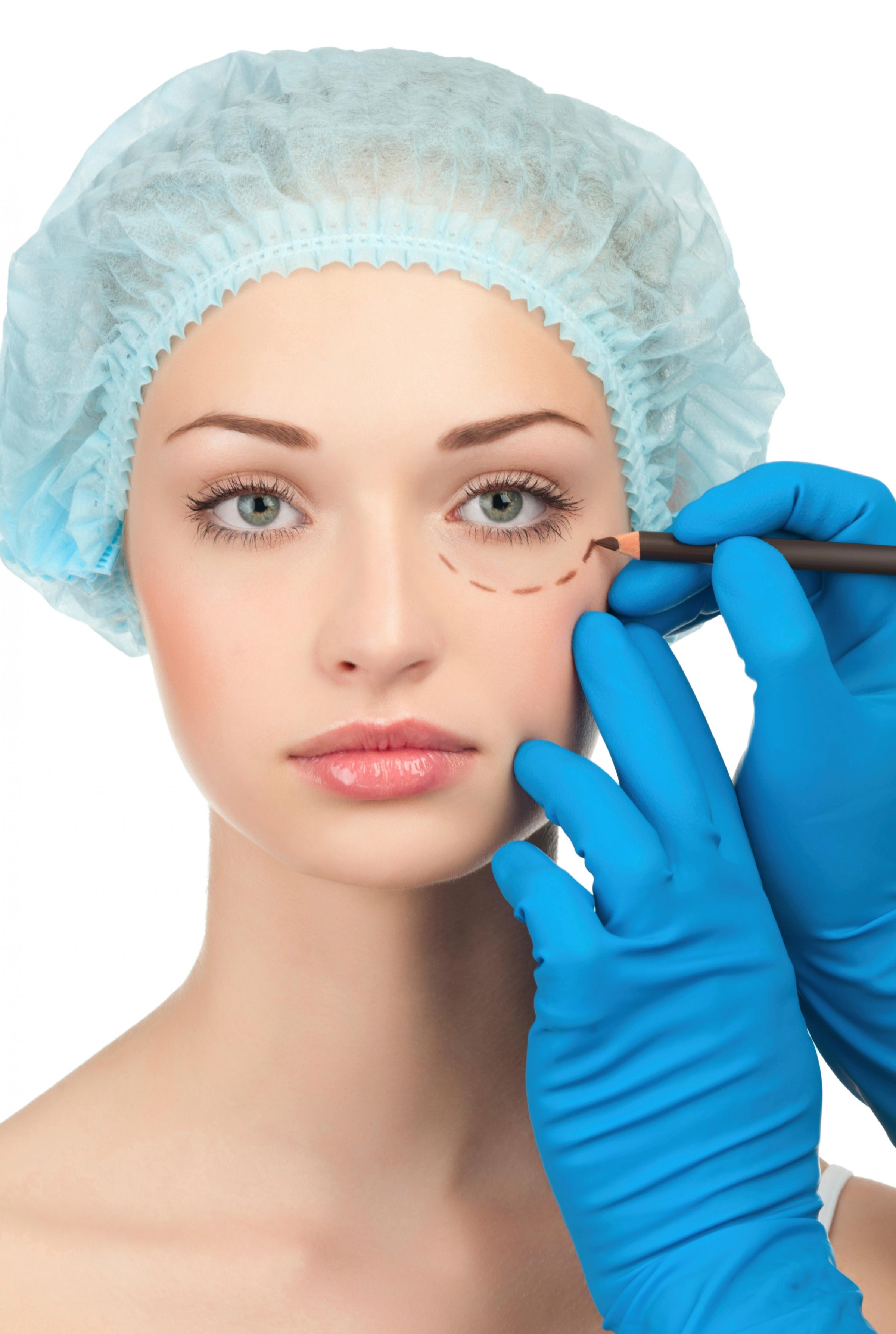 Interest in cosmetic surgery has risen in the