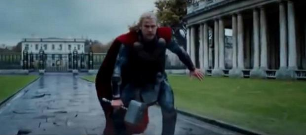 News Shopper: VIDEO - Trailer for Thor: The Dark World shows off Greenwich scenes