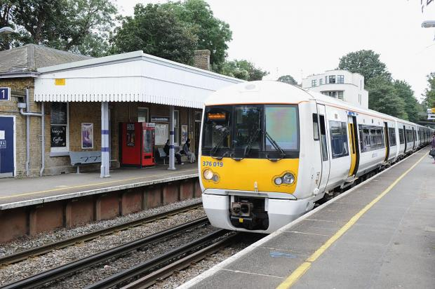 News Shopper: Mike Sparham from the Greenwich Line User Group