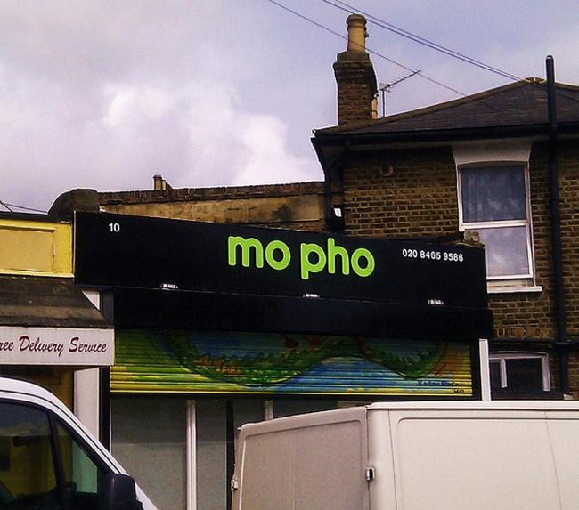 Mo Pho - enforced name change