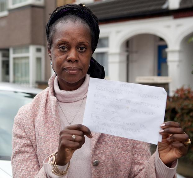 News Shopper: Lewisham's elderly left lonely and trapped in homes after parking permits move online