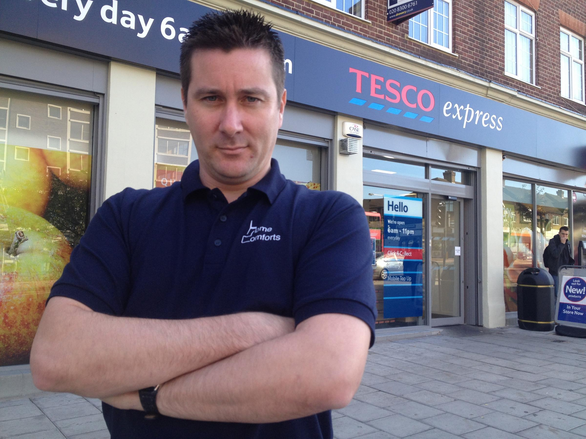 Needle 'found in bag of Sidcup Tesco potatoes'