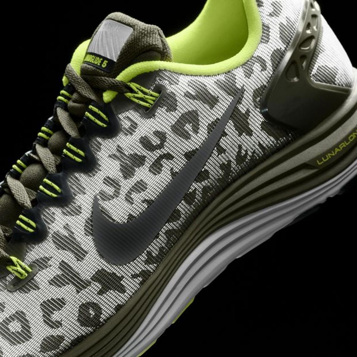 da19ee166 ... Review Nike Lunarglide 5 Shield trainers ...