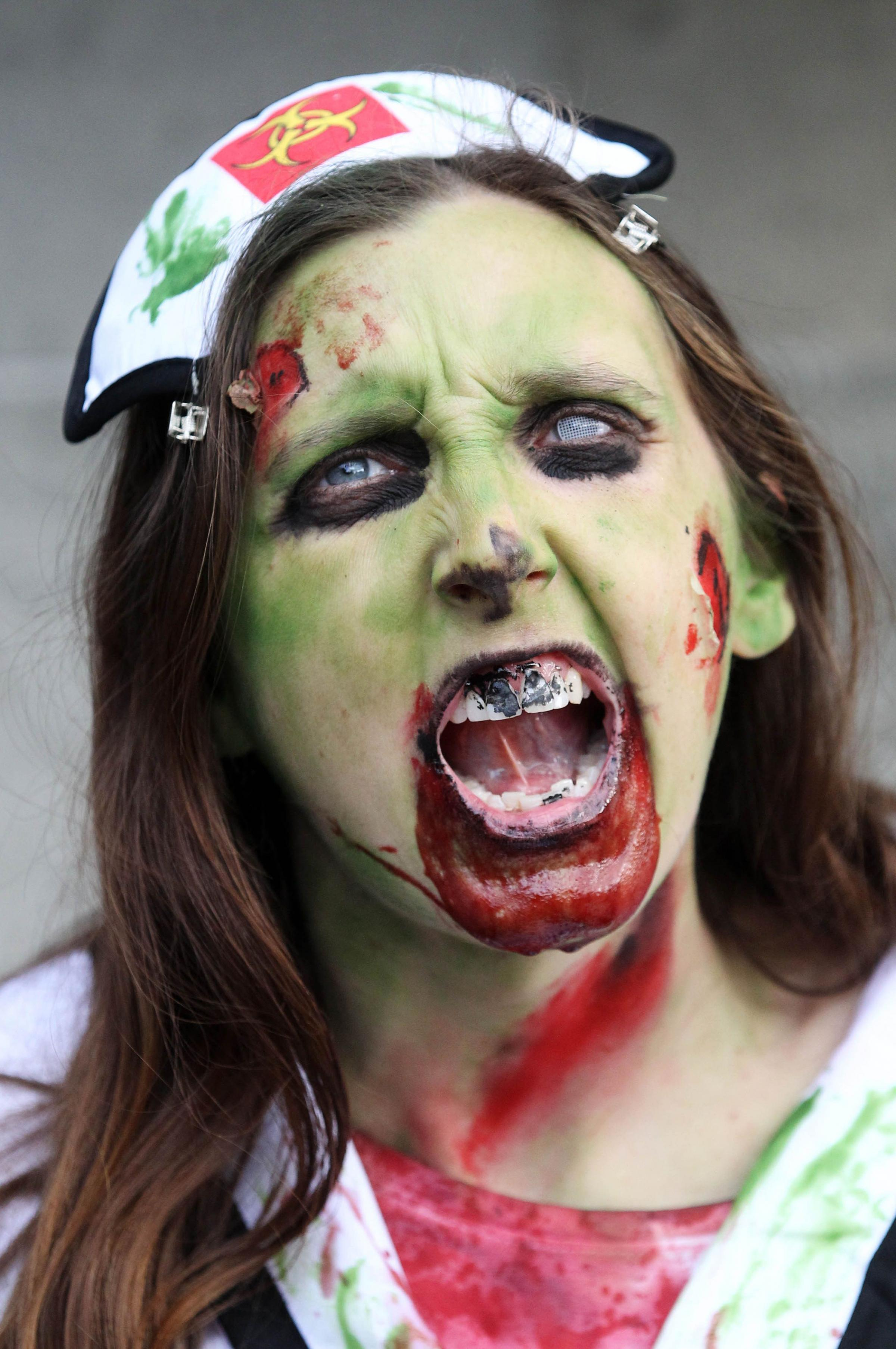 How would you survive a zombie apocalypse?