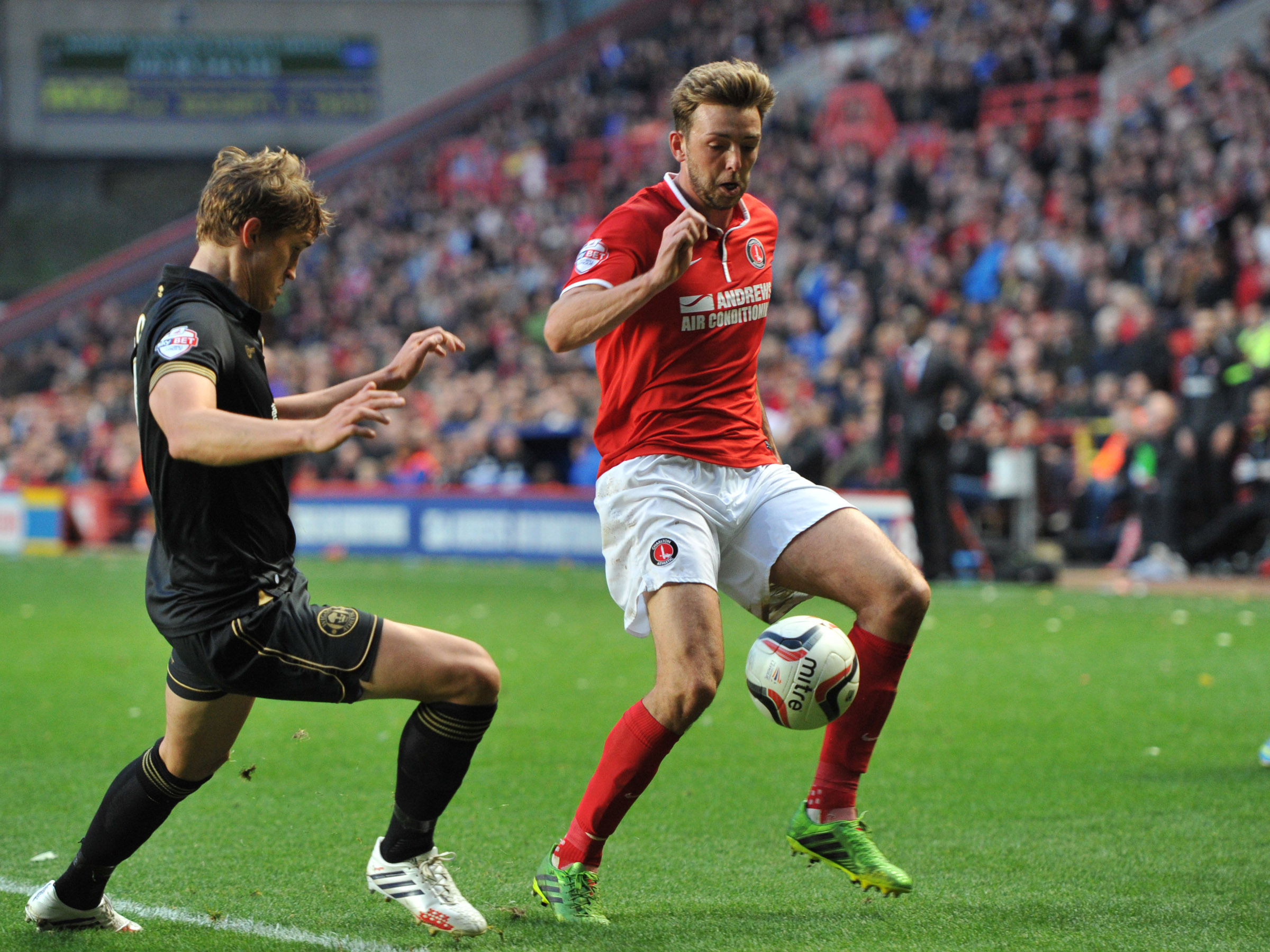 News Shopper: Latest Charlton blank frustrates Pritchard