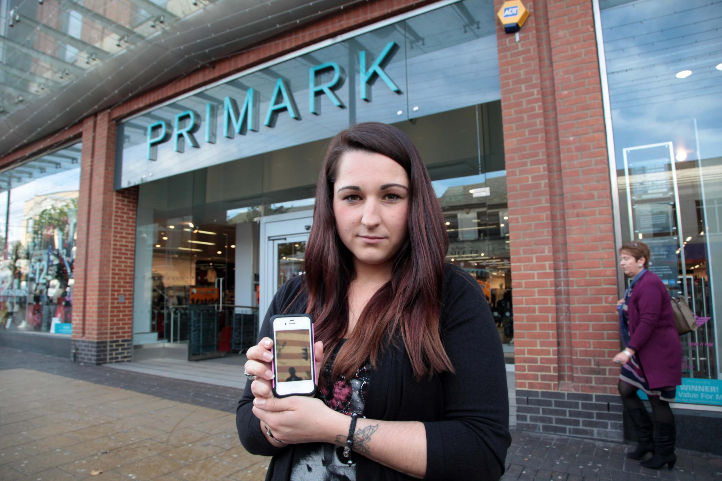 Bexleyheath shopper banned from Primark for photographing Christmas jumper