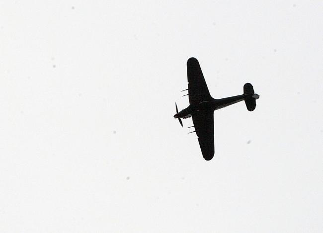 Remembrance Sunday Flypast