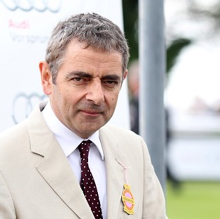 Mr Bean star Rowan Atkinson reportedly dating Bexleyheath actress 28 years his junior