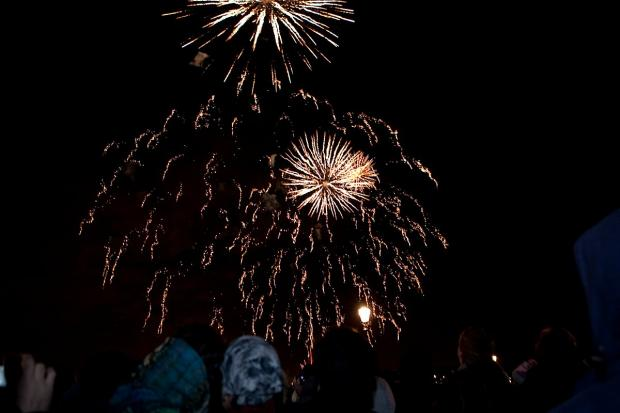 News Shopper: Blackheath Fireworks - up to 100,000 attend