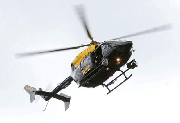 News Shopper: Police helicopter in search for missing woman