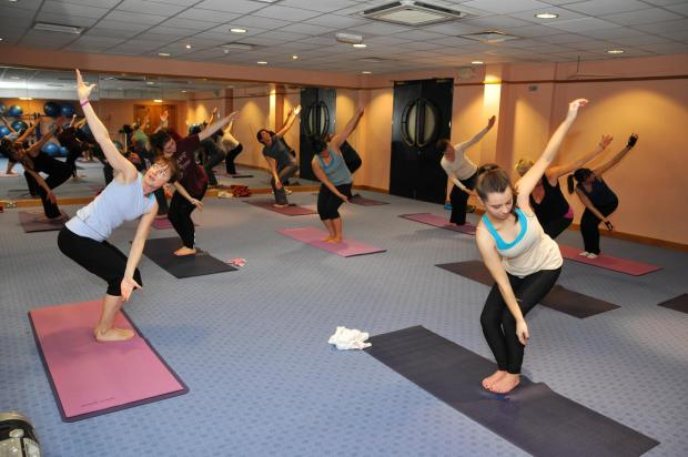 News Shopper: Freestyle fitness yoga
