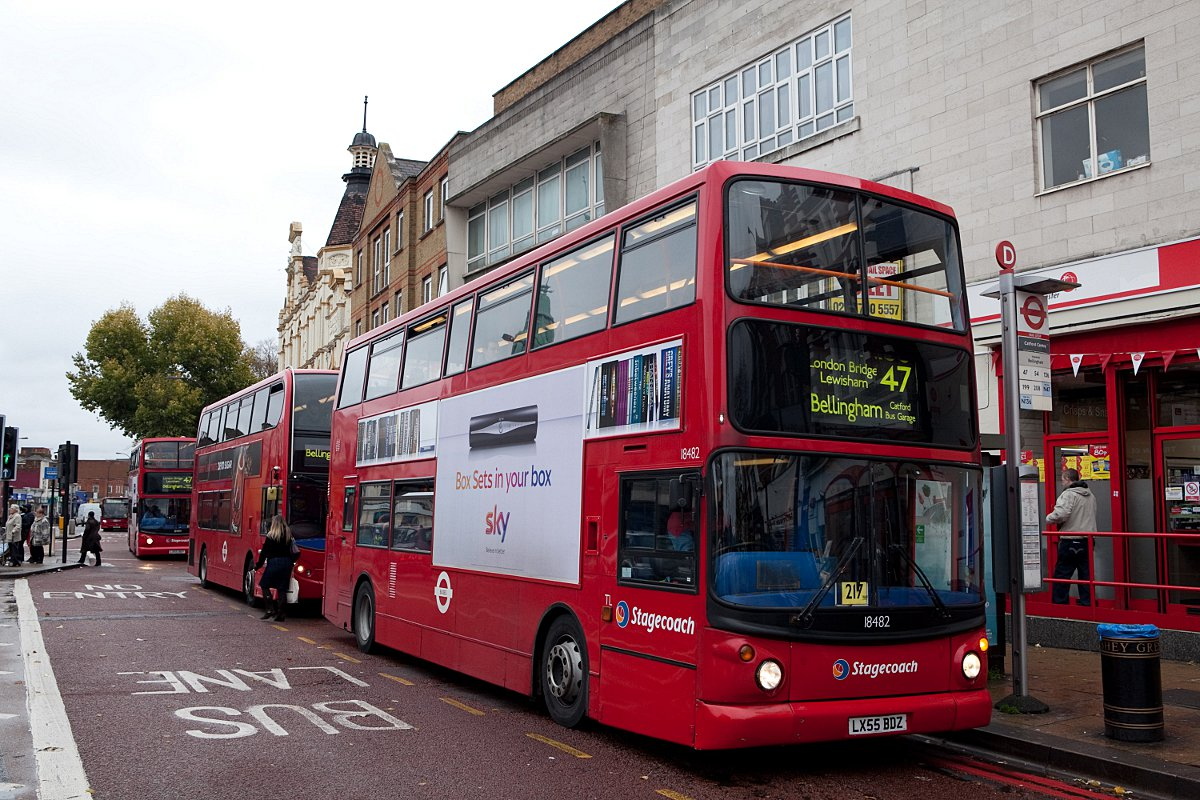 Changes announced to bus routes in Bromley North