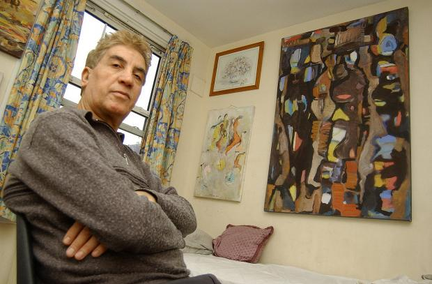News Shopper: Syrian refugee's new life in New Cross as struggling artist after torture and imprisonment