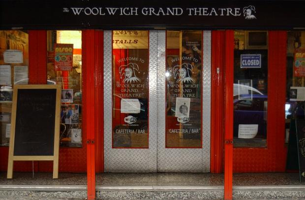 News Shopper: Woolwich Grand Theatre demolition plans poses threat to arts and culture