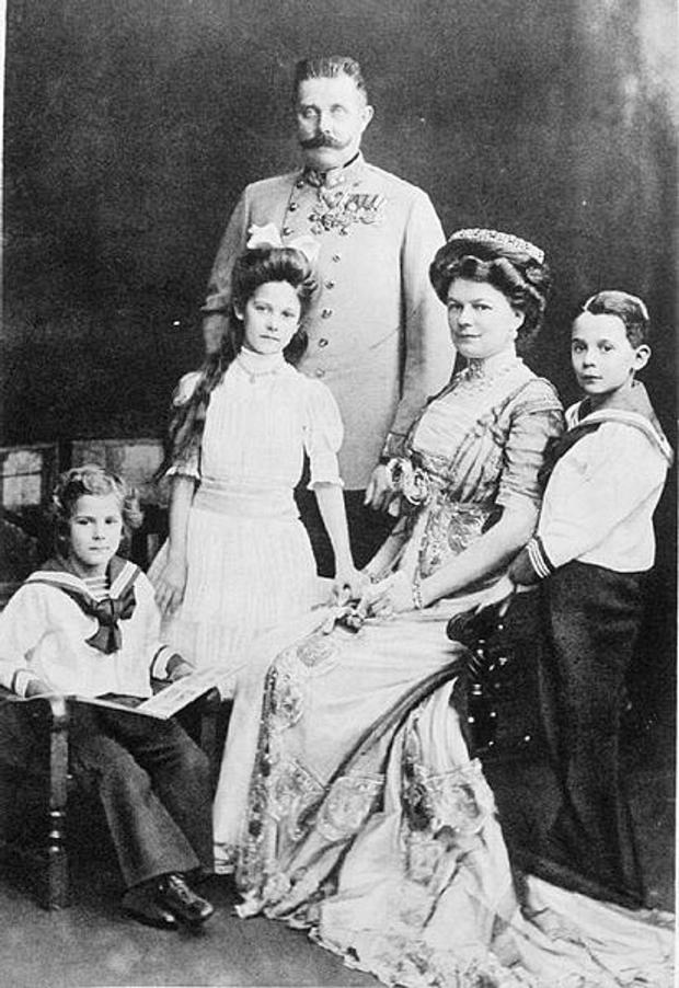 News Shopper: The marriage of Archduke Franz Ferdinand and his wife Sophie Chotek caused much controversy