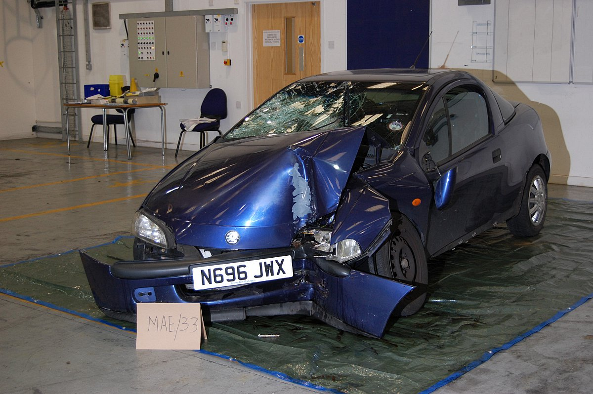News Shopper: The car allegedly used to run Lee Rigby down