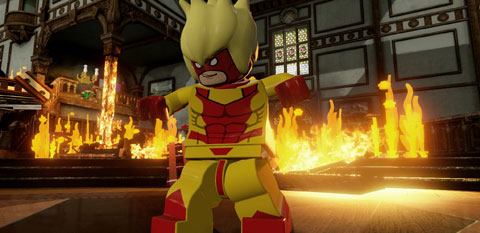 News Shopper: Lego Marvel
