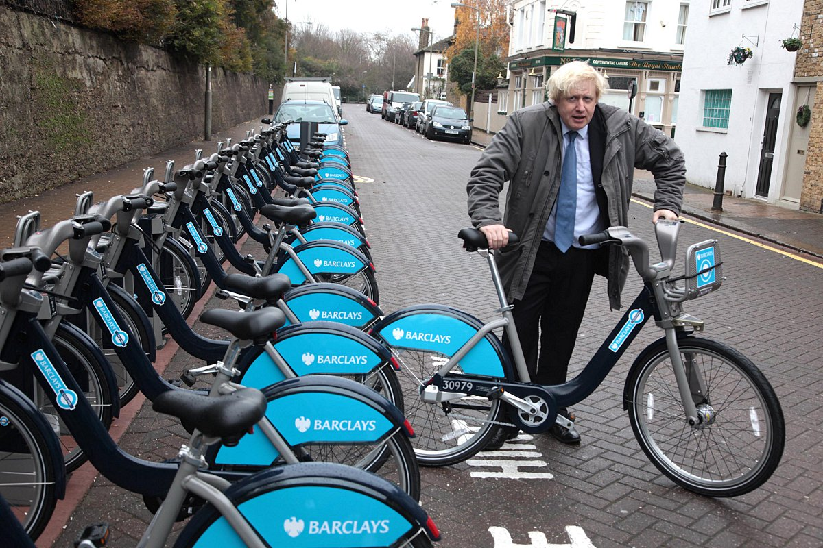 Bromley, Lewisham and Greenwich bag cycling cash from Mayor of London
