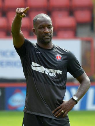 Manager Chris Powell