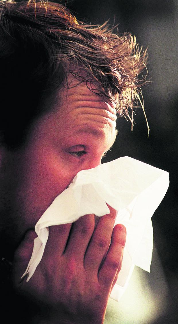 News Shopper: Are you sympathetic towards people with coughs and colds?