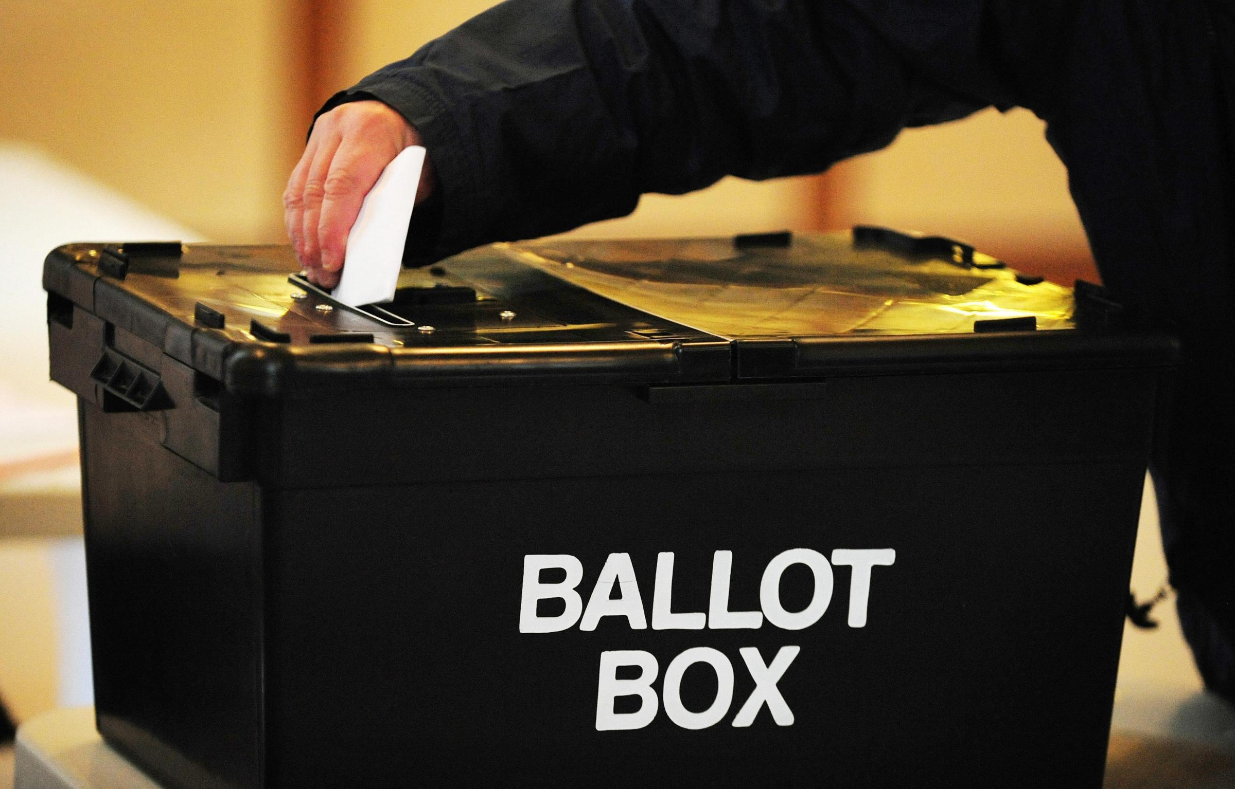 Voters 'should show ID at polling stations'