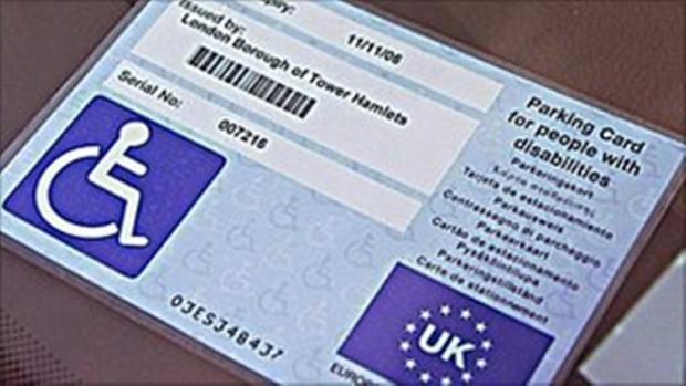 Sidcup woman fined for misusing deceased father's blue badge