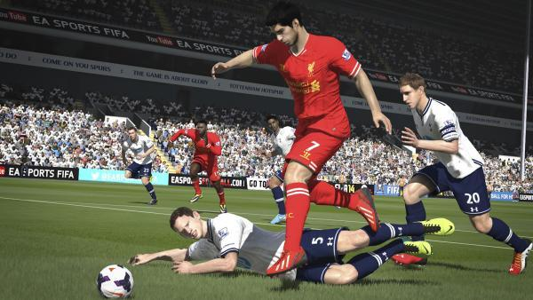 News Shopper: Fifa 14 on PS4