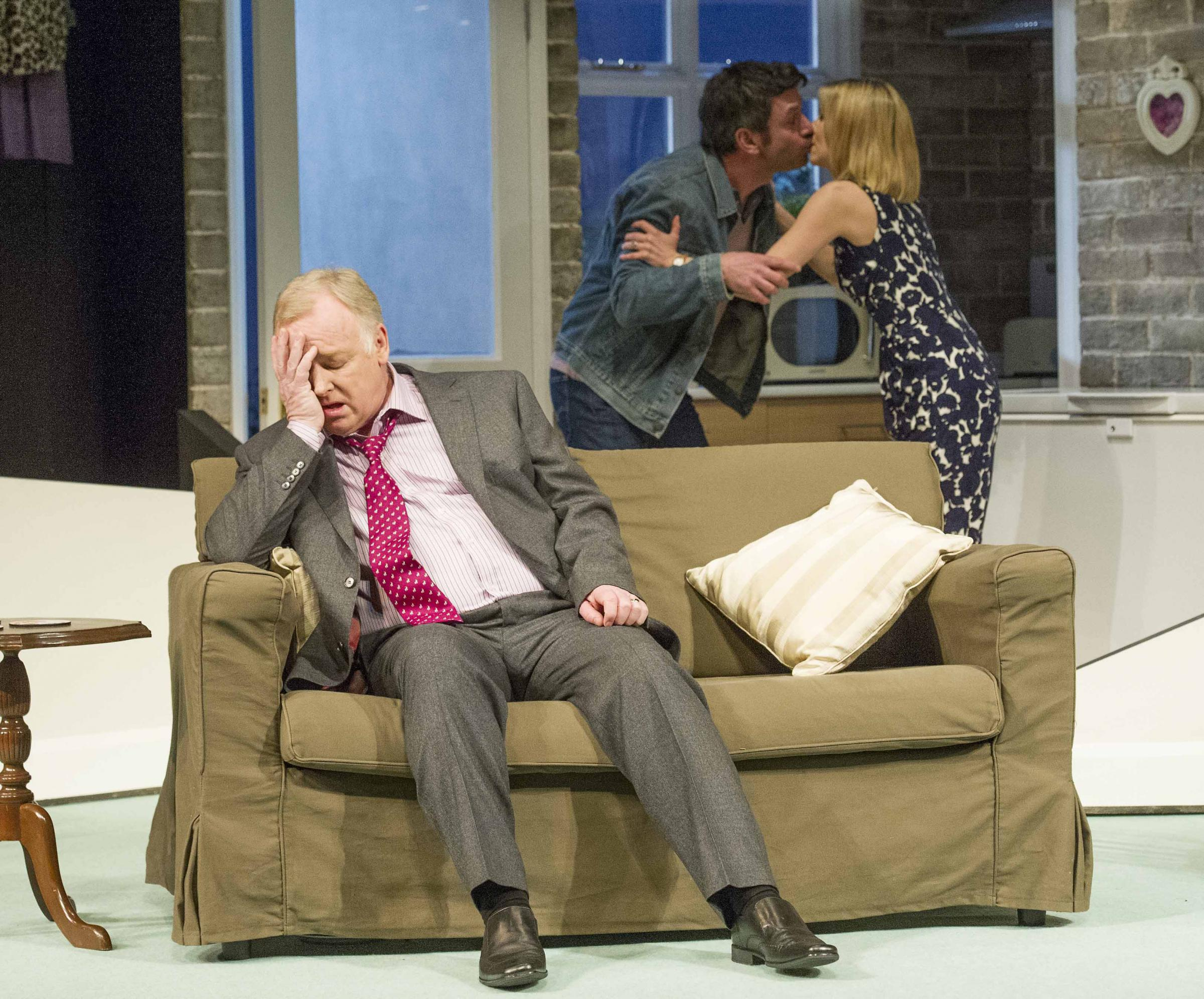Review: The Perfect Murder at The Orchard Theatre, Dartford