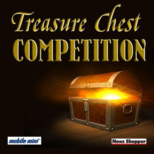 News Shopper: Tell us about your most prized possession for the chance to win a treasure chest