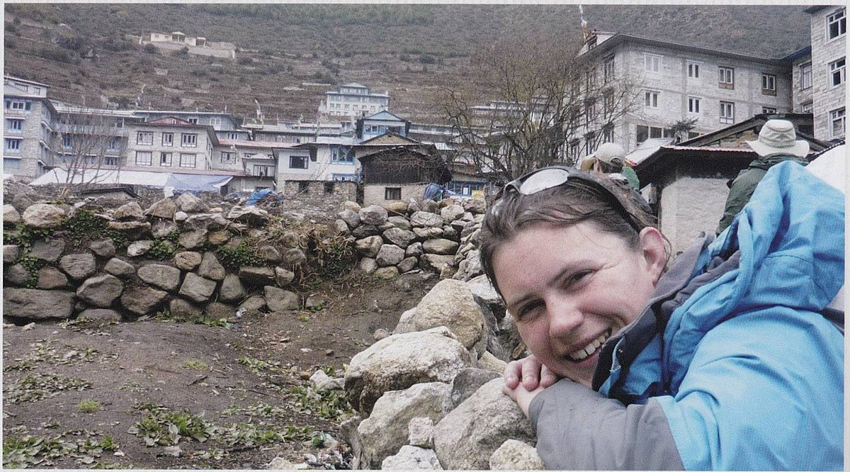 Rachel Burke died after suffering altitude sickness on an Everest hike.