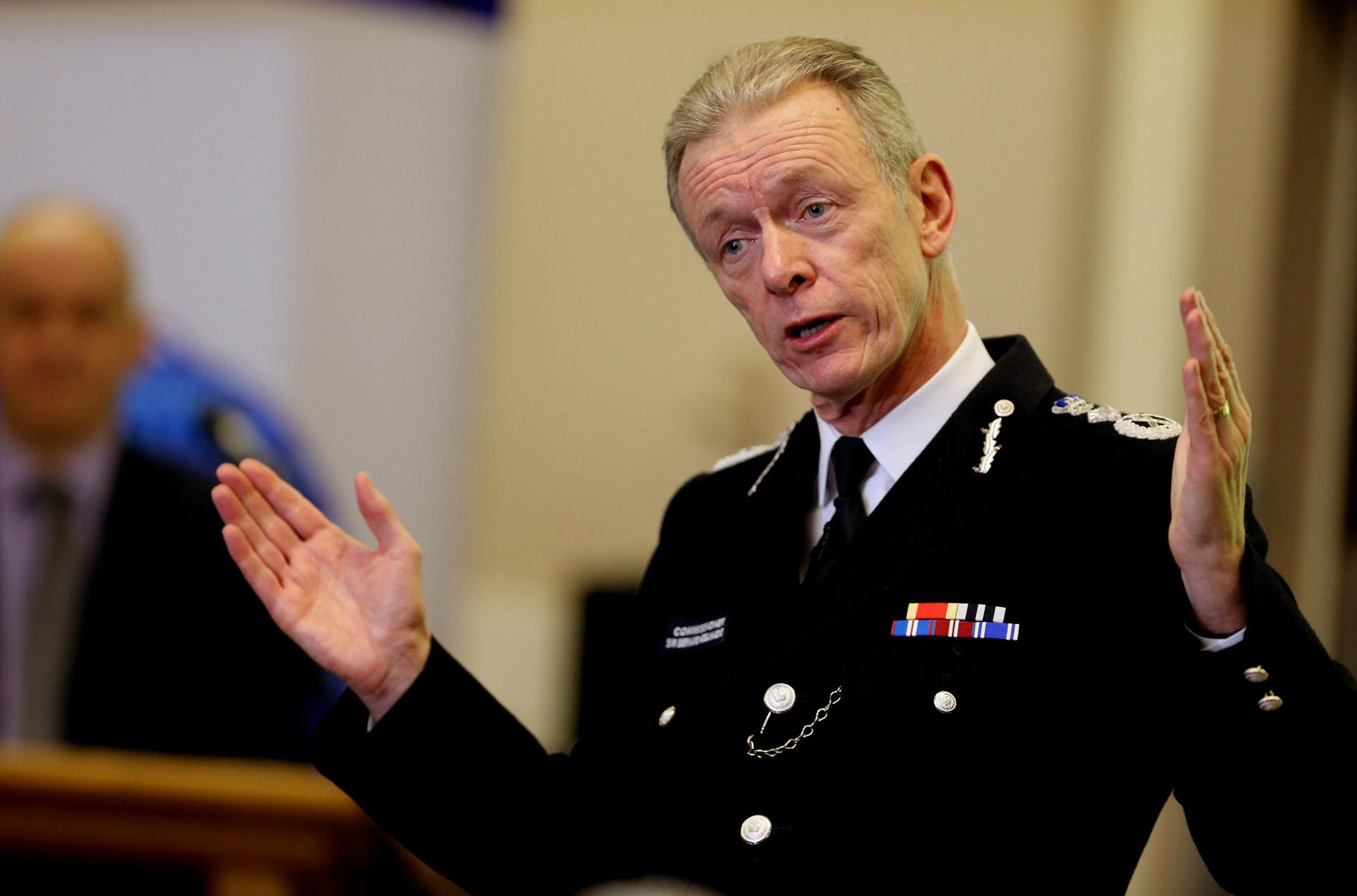 Met Police chief challenged by whistleblower during radio phone-in