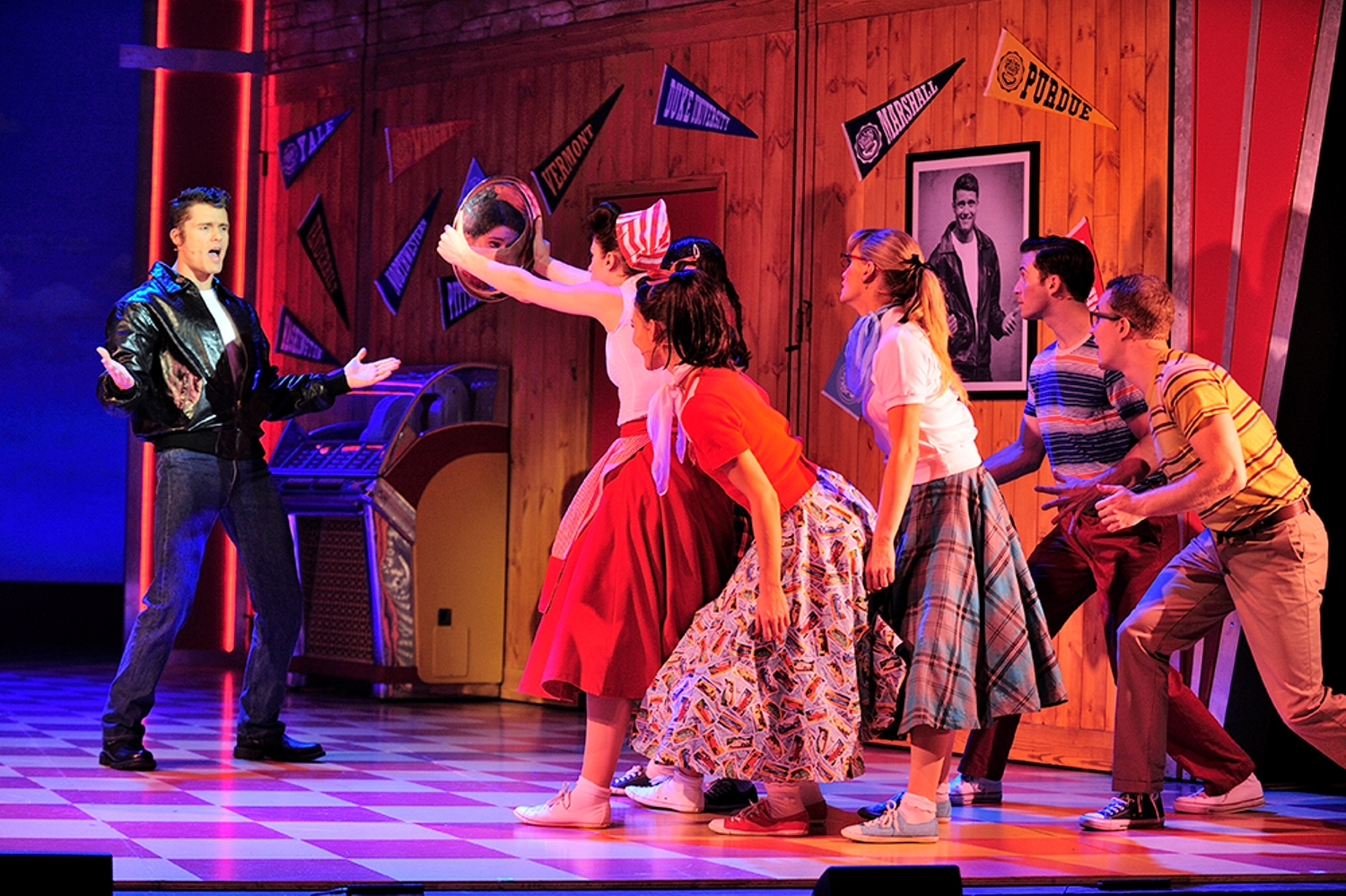 Review: Happy Days - A New Musical at The Churchill Theatre, Bromley