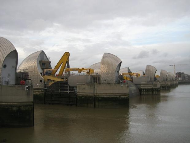 News Shopper: Behind the scenes at the Thames Barrier