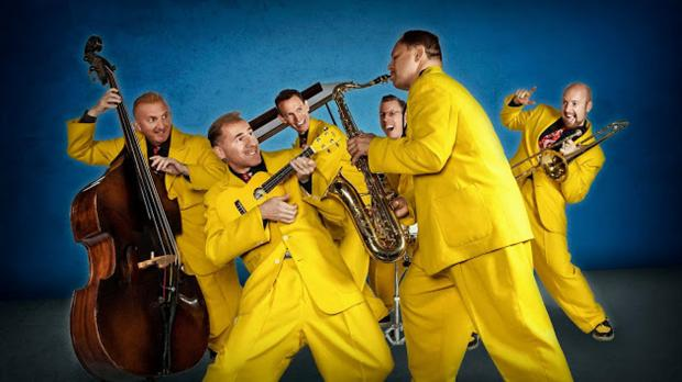 News Shopper: The Jive Aces